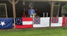 Alabama Baptist Leaders 'Grieved' After Pastor Posts Photo Celebrating Birthday of KKK Grand Wizard