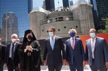 Construction Resumes on Greek Orthodox Church Destroyed in 9/11 Terrorist Attacks