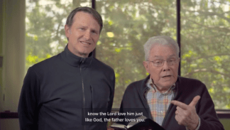 Luis Palau Says the Word of God is the 'Key' to Bringing Wayward Children Back to Christ