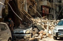 World Vision-Lebanon Director Says Deadly Explosion in Beirut 'Took Us Back 15 Years to Lebanese Civil War'