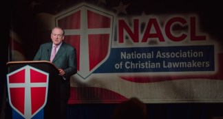 Mike Huckabee Shows Support for National Association of Christian Lawmakers