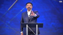 "In New Sermon Series ""Kingdom Voting,"" Pastor Tony Evans Says 'the Church Has Become as Bad as, or Worse Than, the World' and is 'a Poor Example of Who God Is'"