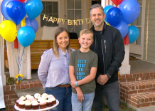 Christian Singer Matt Hammitt Celebrates 10th Birthday of Son Who Was Born Without a Heart