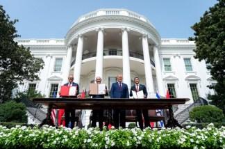 "Evangelical Leaders Praise Signing of Historic ""Abraham Accords"" Between Israel, UAE, and Bahrain"
