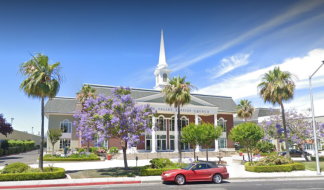 California Pastor Moves Services Outside After Church is Fined 2,000