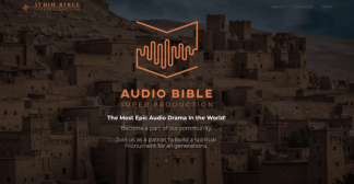 Polish Actor Krzysztof Czeczot Working on Audio 'Super-Production' of the Bible Using Hundreds of Voice Actors, Original Mu to Bring the Scriptures to Life