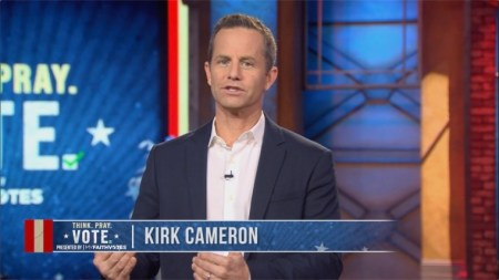 Kirk Cameron Says 'God's People Are Asleep' and He is 'Shaking' Up the Church in America With Coronavirus and Chaotic Election Season