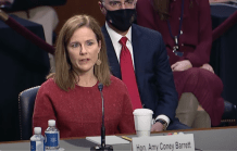 Rob Schenck on I'm Voting for Biden, But Democratic Senators Better Treat Judge Amy Coney Barrett Fairly