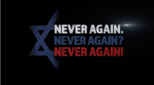 "New Film ""Never Again"" Shows Horror of Rising Anti-Semitism in the World"