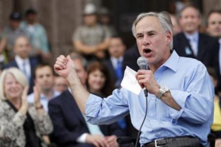 Gov. Greg Abbott Encourages People to 'Lean on Jesus Christ' Amid Coronavirus Crisis