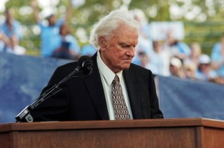 Billy Graham Statue Moves Closer to Replacing Statue of Segregationist North Carolina Governor in U.S. Capitol