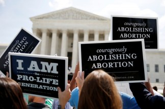 Four Reactions from Pro-Life Activists to Supreme Court Blocking Louisiana's Admitting Privileges Law