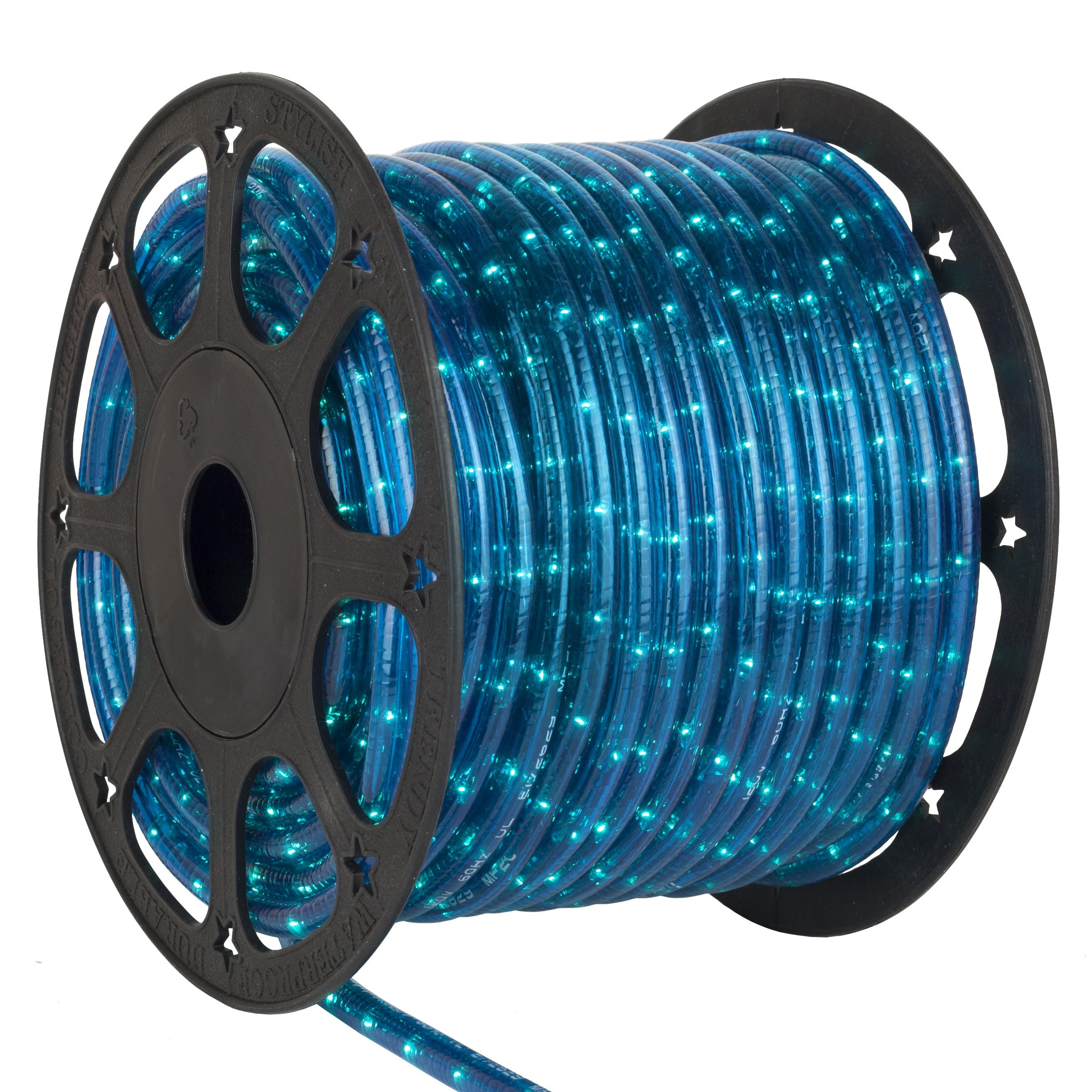 Rope Light Blue