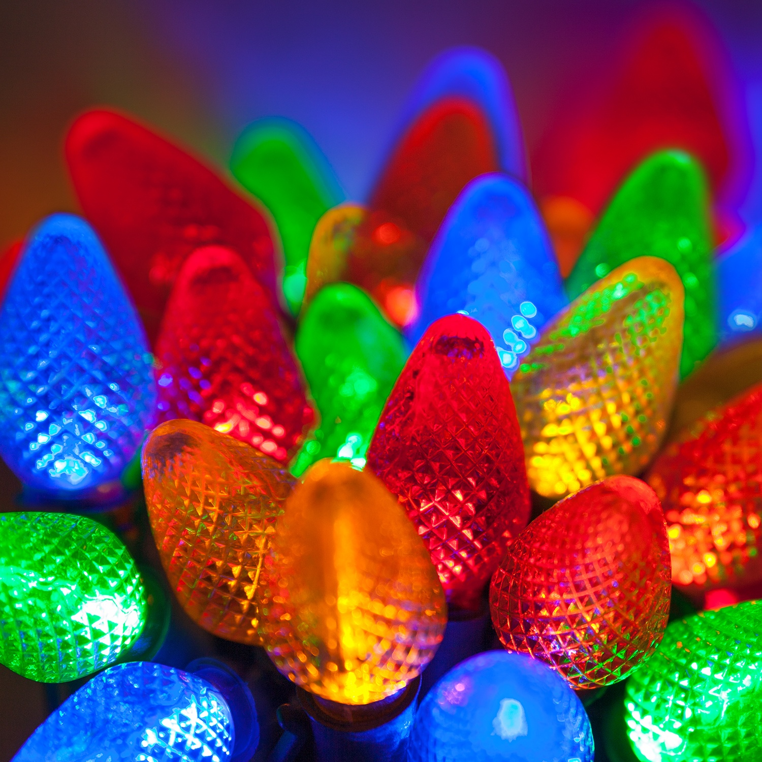 Multi Color String Lights