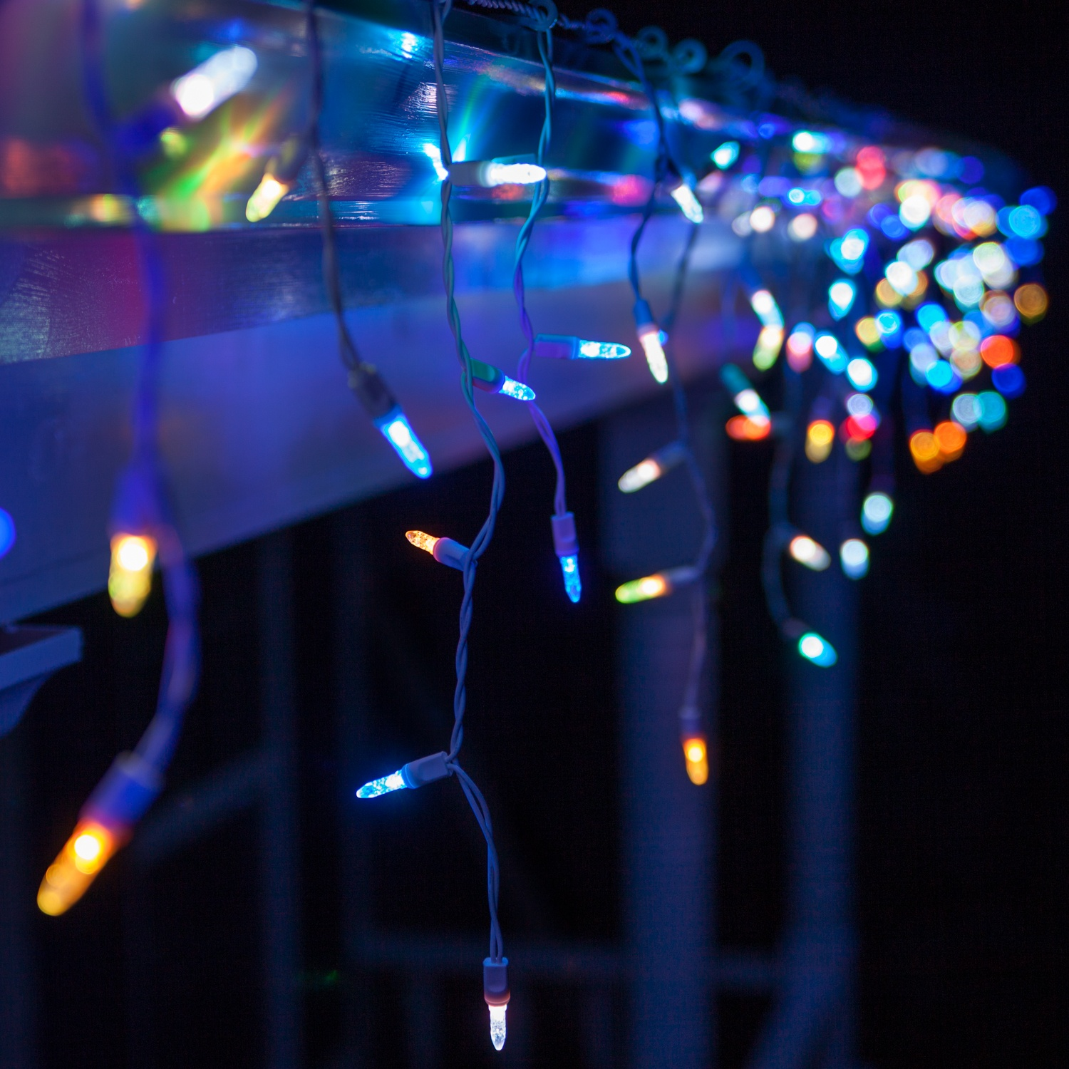 Color Changing Led Rope Lights