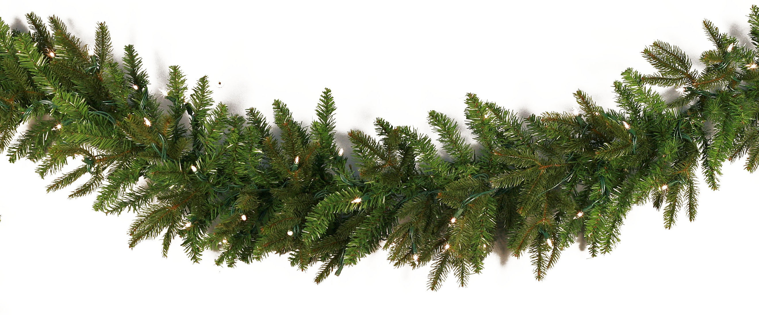 Artificial Christmas Garland Fraser Fir TruTip PE PVC