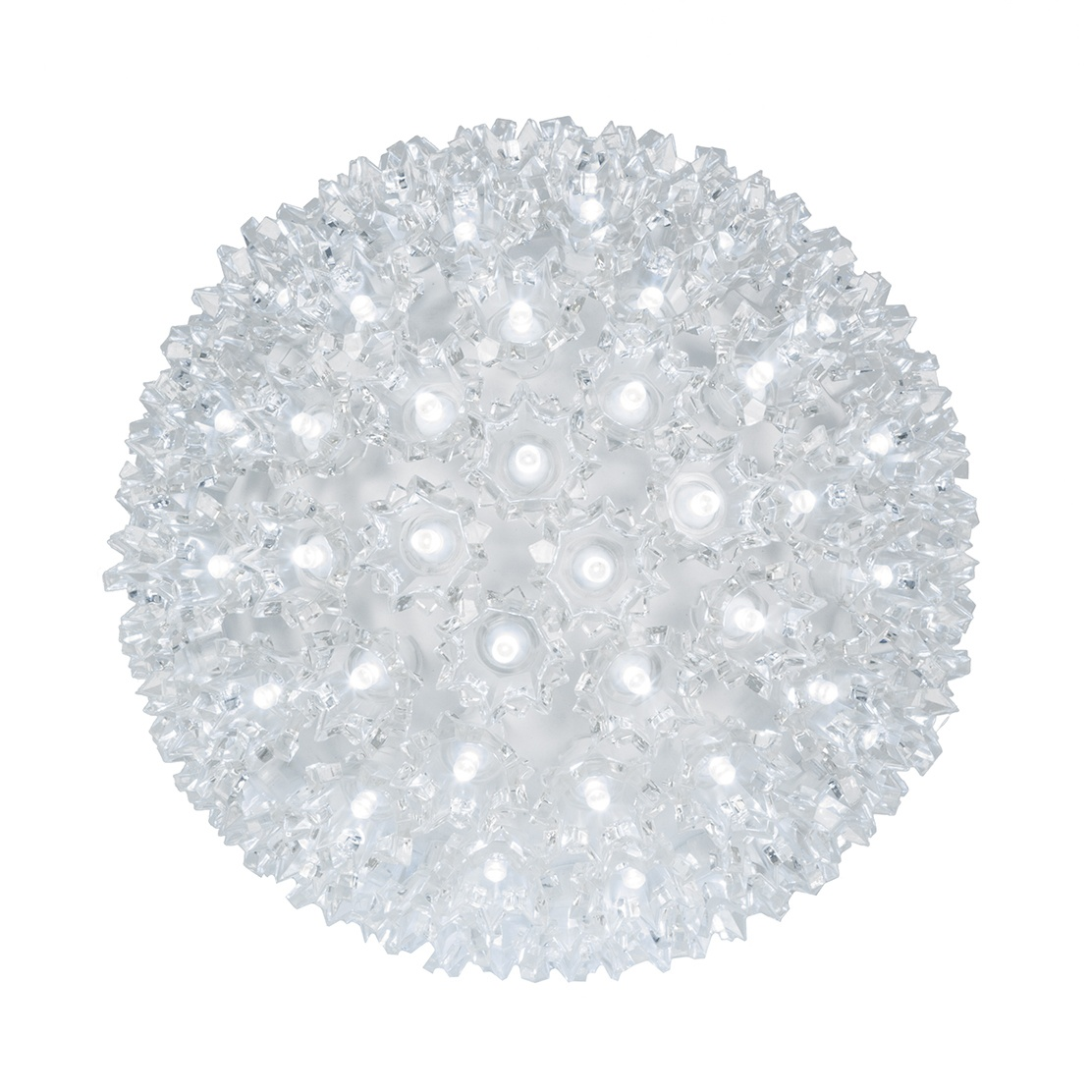 Cool White LED Twinkle Starlight Sphere