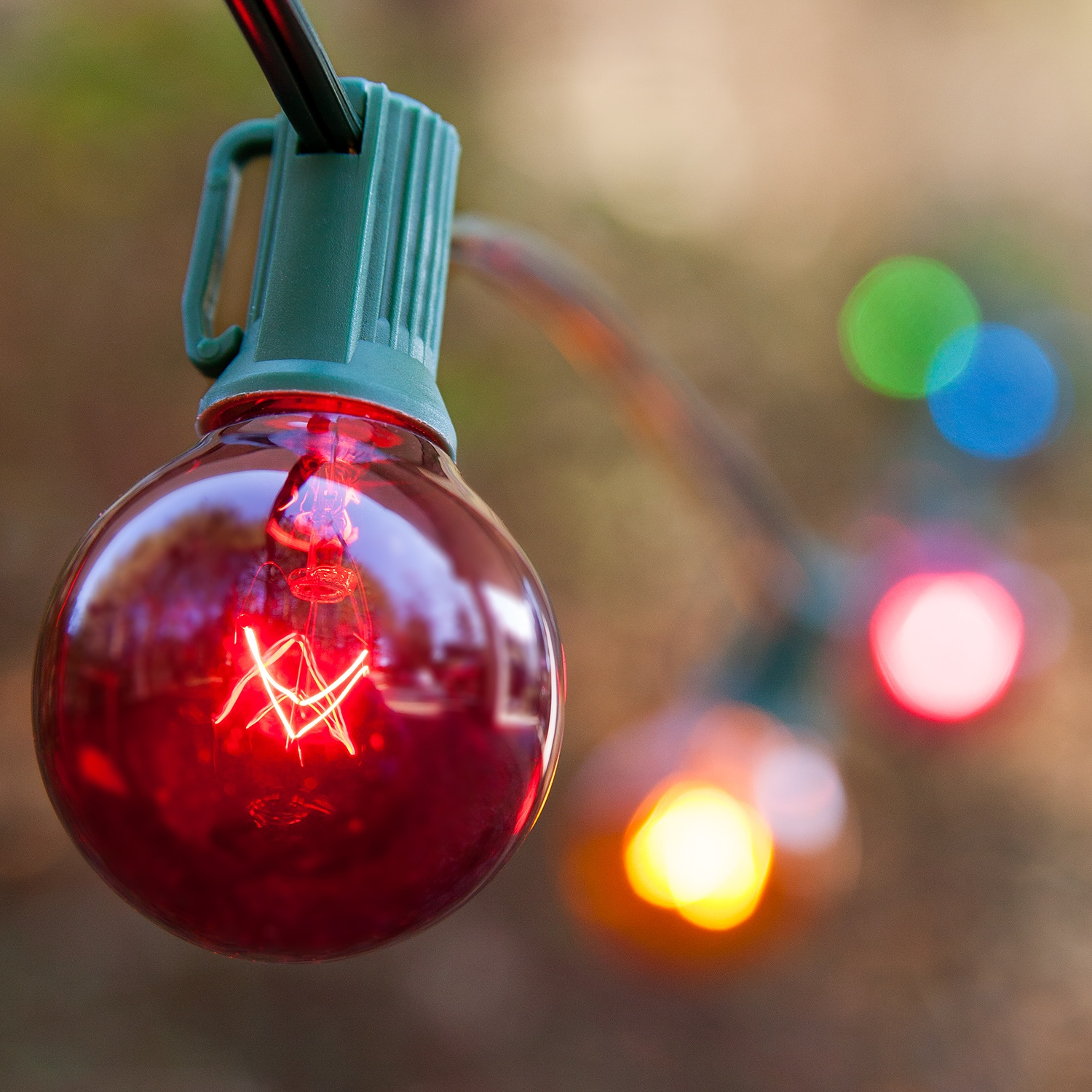 Led Christmas Light String
