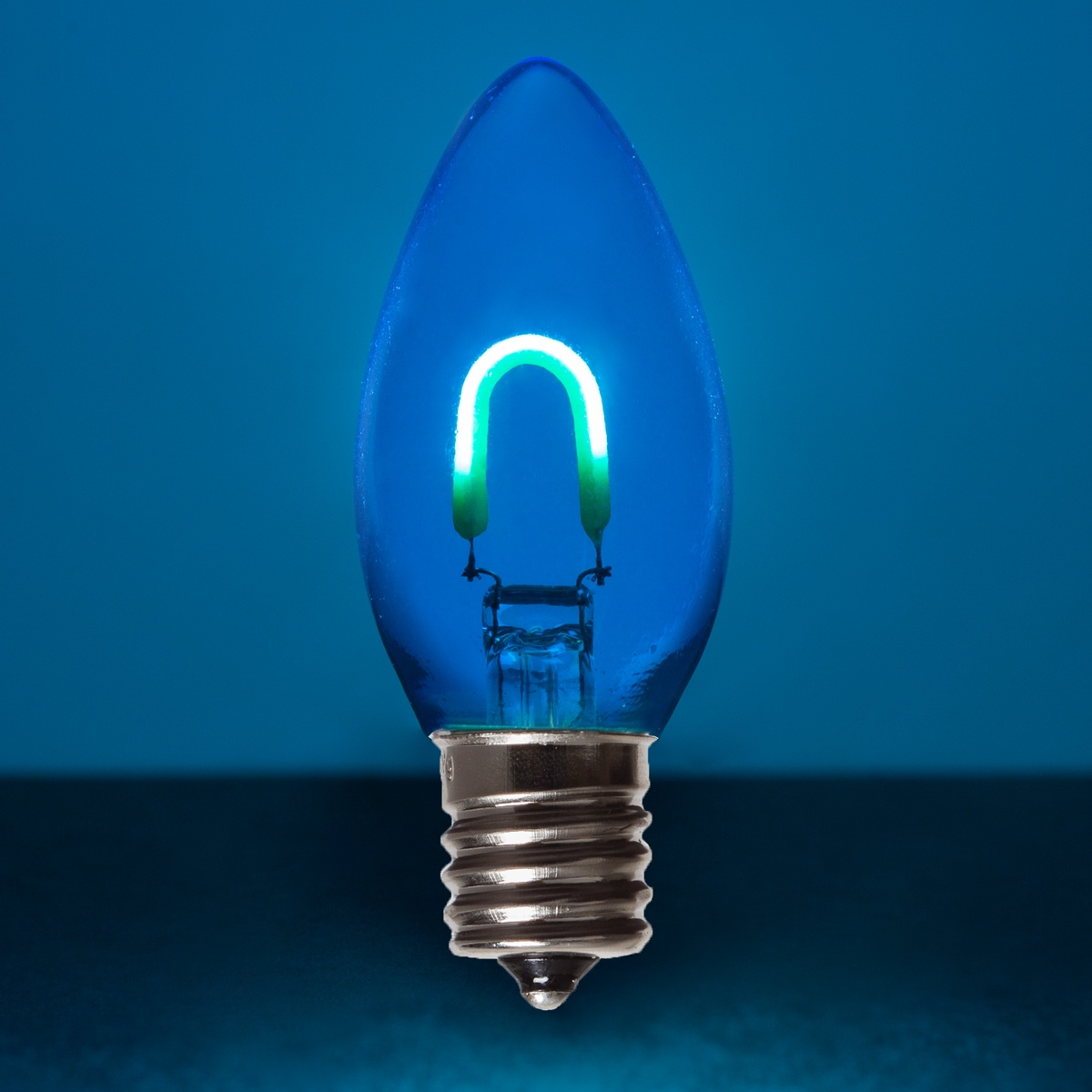 Battery Operated Led Light Bulb