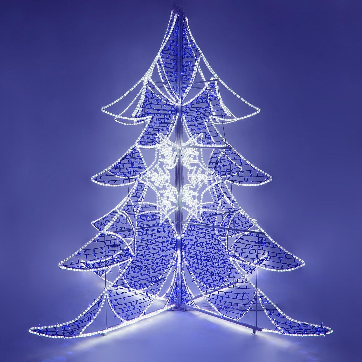 C9 Led White Christmas Lights