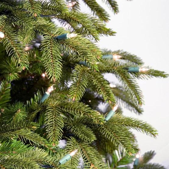 Fraser Fir Prelit Tree Christmas Lights Etc