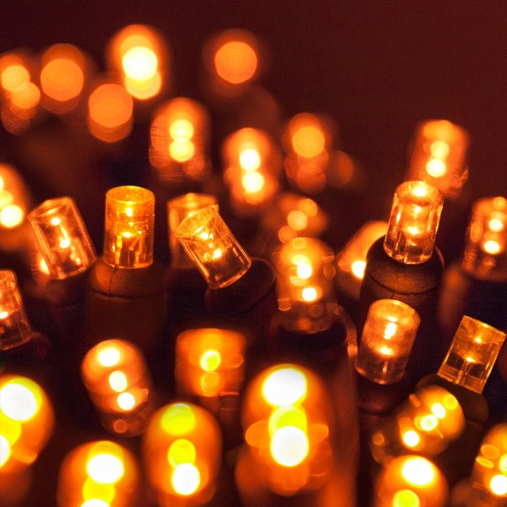 Outdoor Christmas String Lights
