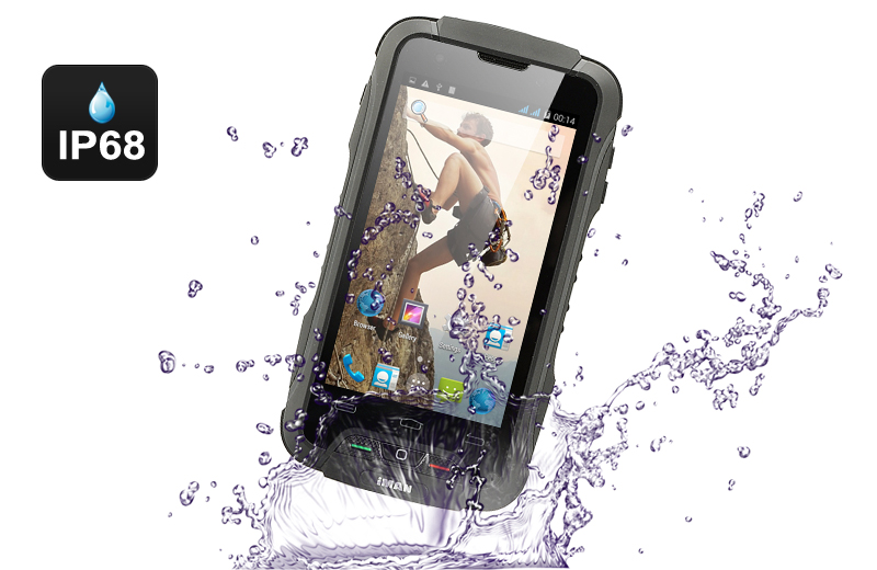iMAN V3 Android Rugged Smartphone