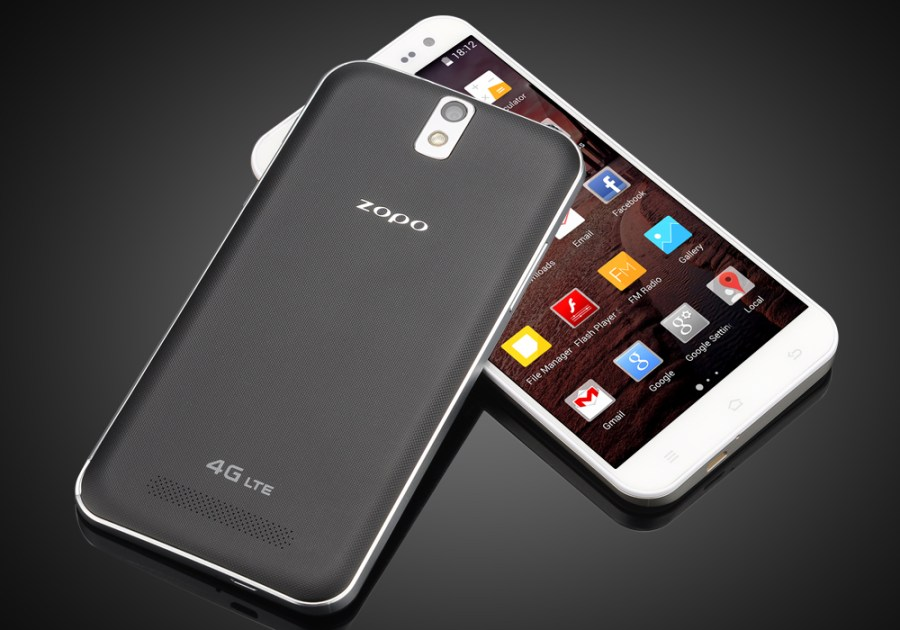 ZOPO 3X Android 4.4 Smartphone
