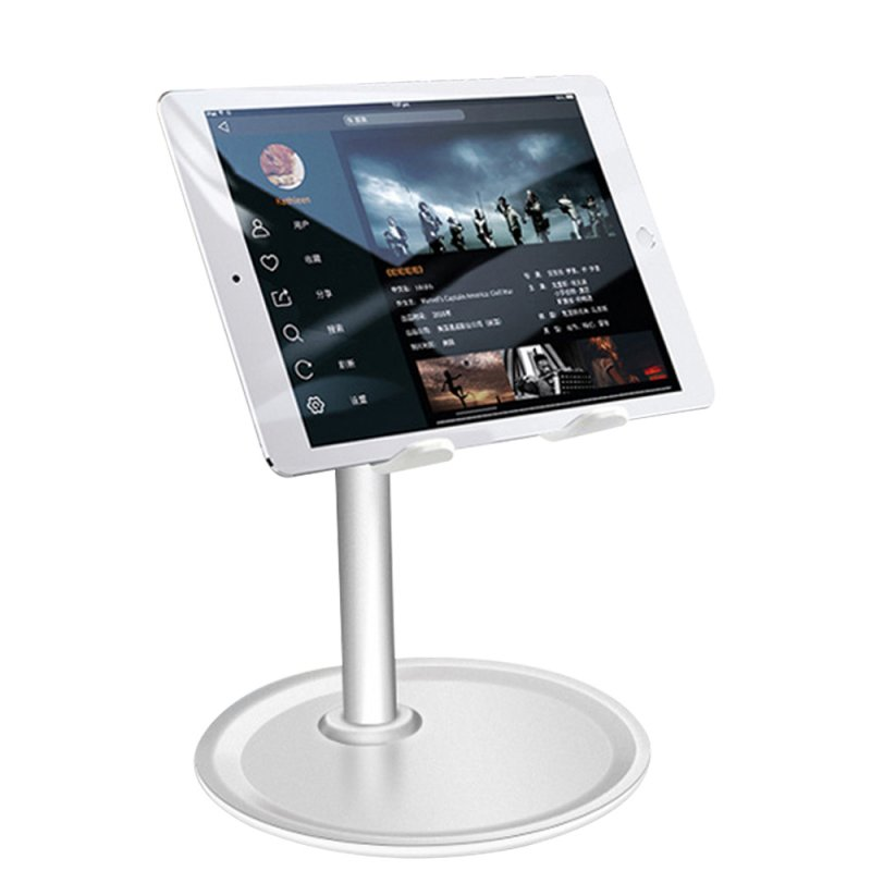 Tablet Phone Stand Desktop Support Phone Stand Mount Adjustable Display Office Cradle As shown