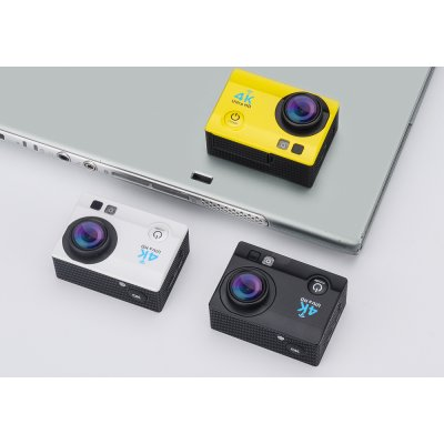 4K action camera with 16mp camera.