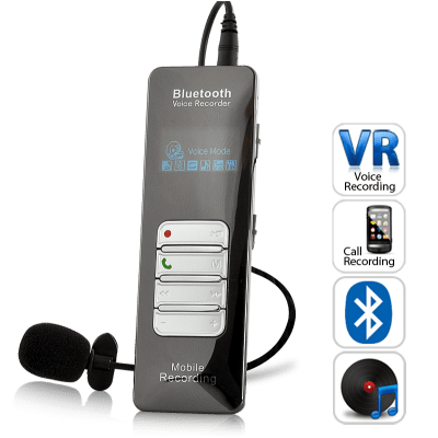 Voice and Call Recorder for Mobile Phones