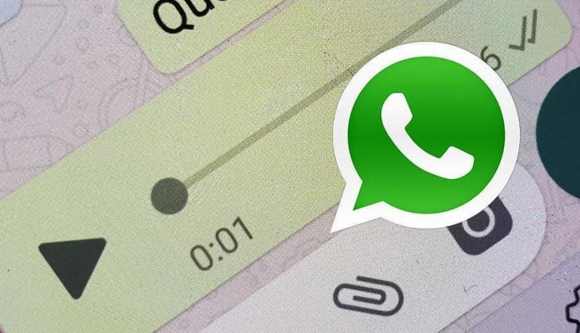 El truco de Whataspp para cambiar la voz en los mensajes de audio