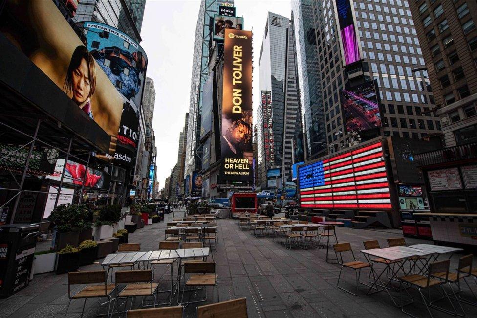 Nueva York confirmó 4.812 nuevos casos de coronavirus
