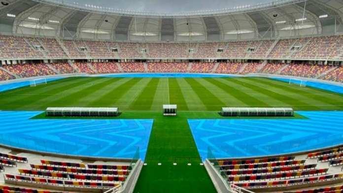 Así es el estadio inaugurado en Santiago del Estero.