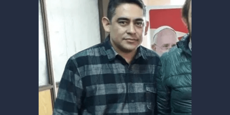 Juan Carlos Solalinde, el femicida de Johana Galdeano.