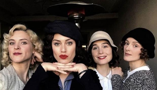 """Todas las novedades de """"Las chicas del cable"""" en su cuarta ..."""