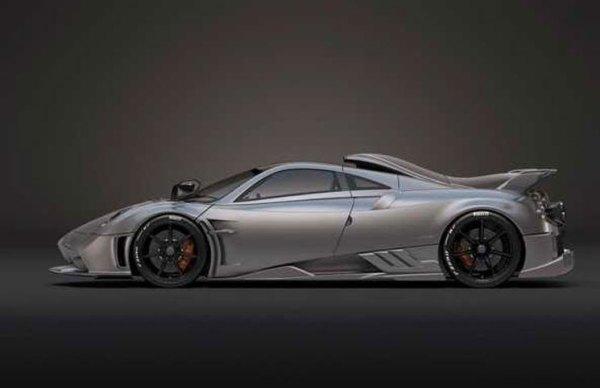 Seis millones de dólares y 800 caballos de fuerza: el lujoso auto creado por un santafesino