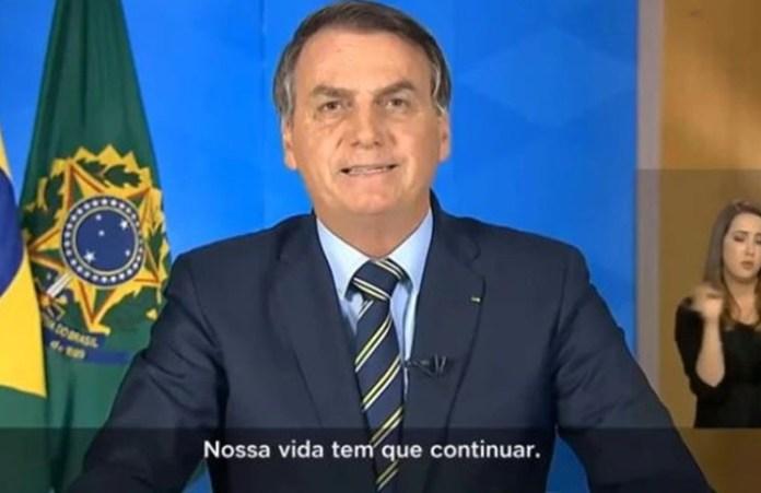 Bolsonaro y una medida polémica por el coronavirus