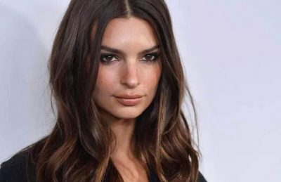 Emily Ratajkowski posed (fully) naked with her husband and mad to their followers