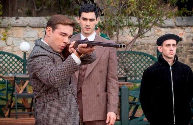 La serie se basa en un thriller de crimen y drama.