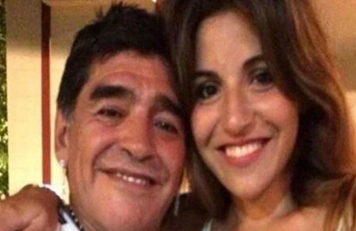 """El duro mensaje de Gianinna Maradona: """"Cada uno siente e imagina el Maradona que merece"""""""