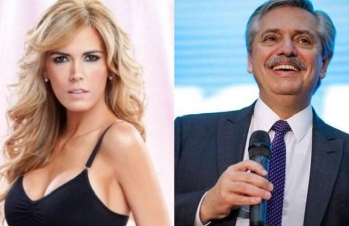 La furia de Viviana Canosa contra Alberto Fernández por la legalización del aborto