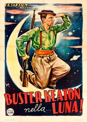 buster keaton movie posters