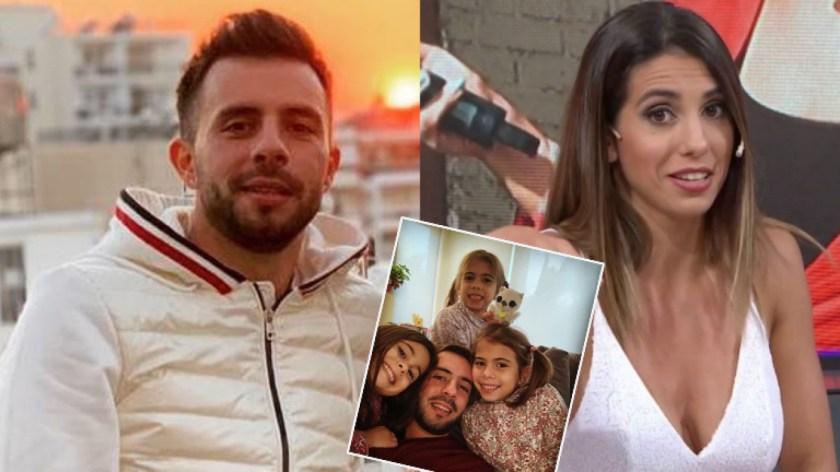 Matías Defederico, luego de que Cinthia Fernández contó que sus hijas no van a su casa por la higiene: Soy muy pulcro