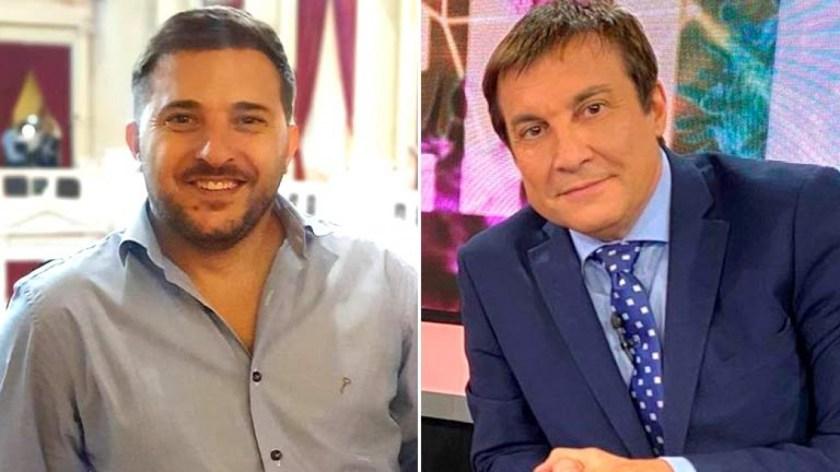 """Diego Brancatelli y Paulo Vilouta hablaron de la escandalosa filtración del chat de Intratables: """"No sé qué buscaron"""""""