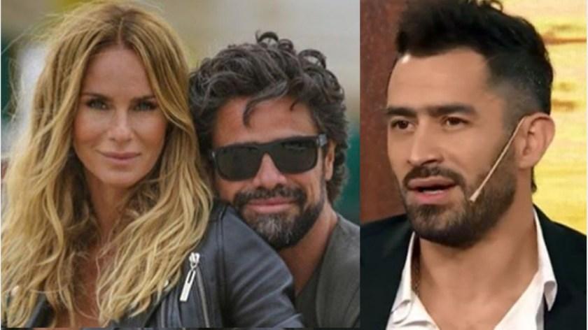 Tucu López habló a fondo de la relación de Sabrina Rojas y Luciano Castro.