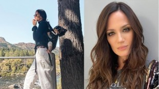 """Paula Chaves shared a vacation photo with her daughter Filipa and received surprising reviews: """"Seeing with barefoot is one thing."""""""