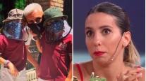"""Cinthia Fernández contó el grave accidente de su hija y apuntó contra Matías Defederico: """"Está en carne viva"""""""