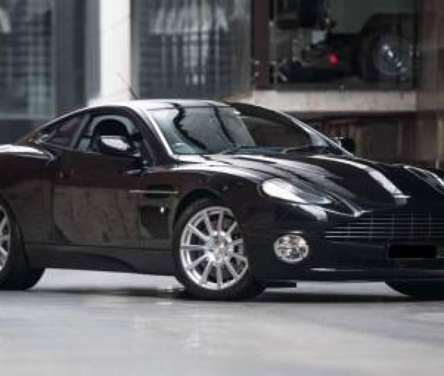 Aston Martin V Vanquish S