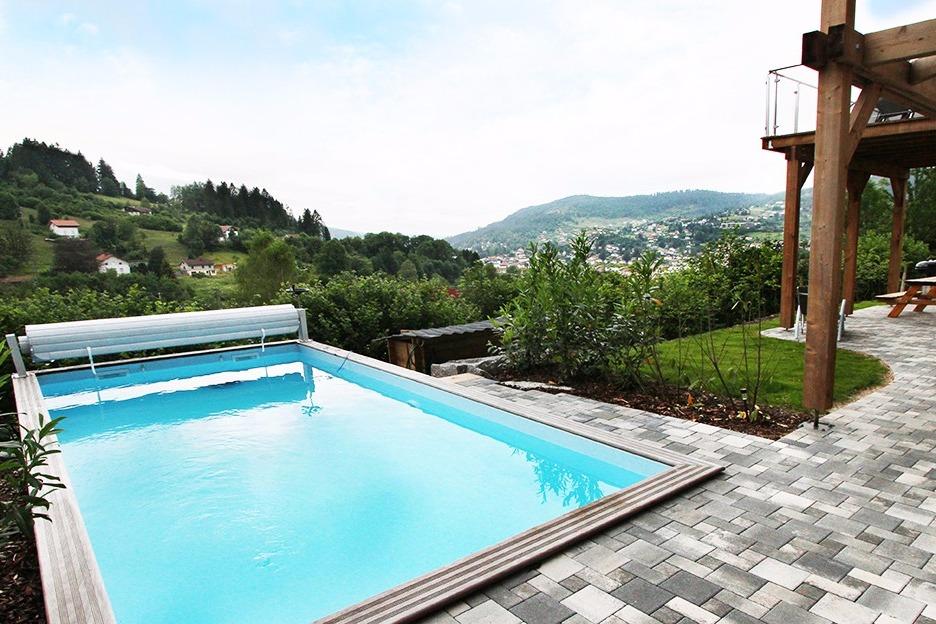 charme avec spa sauna piscine